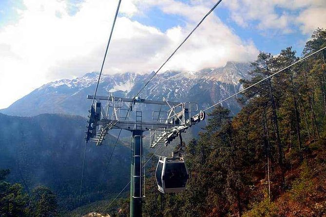 4-Days Lijiang Tour including Snow Mountain and Overnight in Tiger Leaping Gorge, Lijiang, CHINA