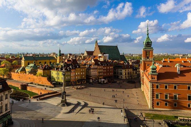 Excursão com autodireção imperdível em Varsóvia, Varsóvia, POLÔNIA