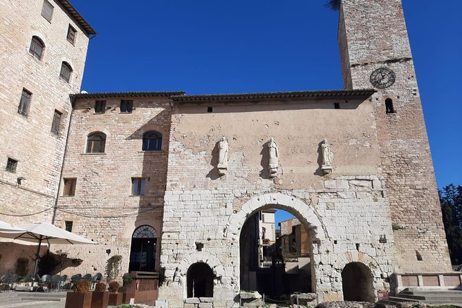 Assisi and Spello Full Day Private Walking Tour, Assisi, ITALIA