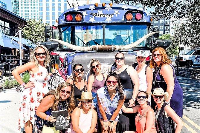 Nashville's Roofless Party Bus Experience, Nashville, TE, ESTADOS UNIDOS