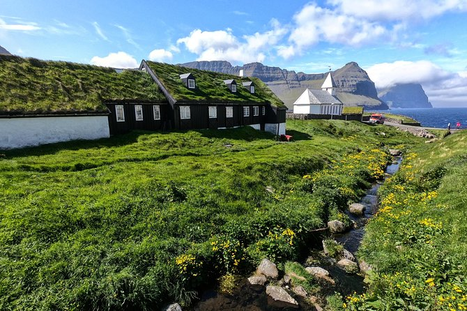 Kallur Lighthouse + Highlights Of The North | Six islands in one day, ,