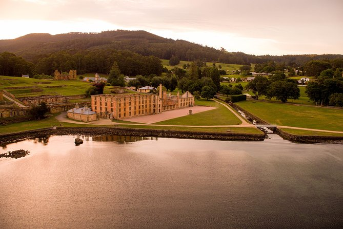 Discover one of Tasmania's most iconic attractions at Port Arthur Convict Site on a local day tour. As a World Heritage listed site & important convict & colonial piece of Tasmanian history, it is a must see. <br>• Experience Tasmania's convict history by walking where they did, learn their stories & experience the harsh realities of convict life. <br>• Discover the stories of Port Arthur while listing to one of the sites fantastic guides on you included walking tour. Listen to the history & get the answers to questions that you may have. <br>• Admire Dead Man's Island on the included harbour cruise & learn about the grave sites, young boys prison, watermark line, & the shipbuilding industry that existed in this area. <br>• Pre-organised Port Arthur entrance tickets & local high quality professionally trained guides that cant wait to meet you. <br>• Trust the local professional shore excursion company, where we guarantee your return back to the cruise ship before it departs port. <br>