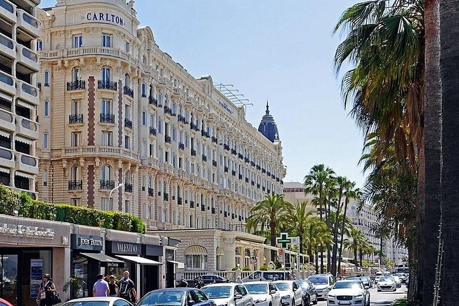 Departure Private Transfers from Cannes to Nice Airport NCE in Business Car, Cannes, FRANCIA