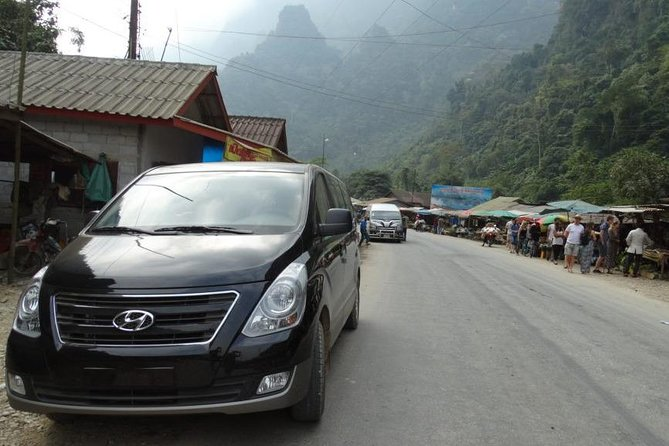 Private transport driver available to pick up at Vang vieng (hotel, airport). 5 hours driving to luang prabang by new road on the way driver stop for sightseeing, toilet stop. arrival Luang prabang drop off at hotel location.