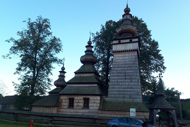 Wooden Churches of Southern Poland Unesco List Private Tour, Cracovia, POLONIA