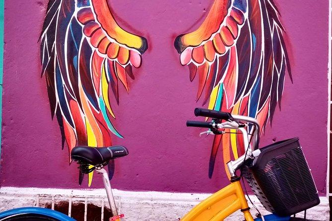 Biking Tour Cartagena, Cartagena de Indias, COLOMBIA