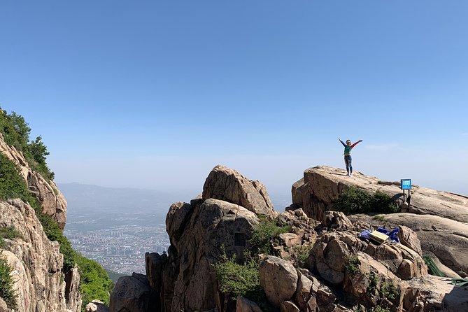 2-Day Qingdao Bullet Train Trip to Qufu and Mount Tai with Accommodation, Qingdao, CHINA