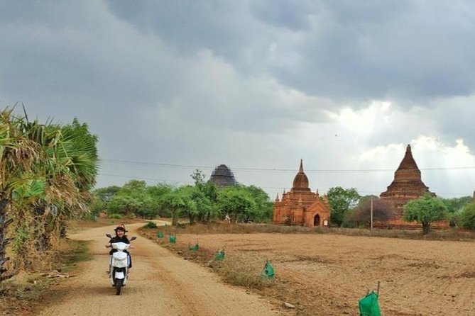 Welcome to Bagan, known to be one the famous architectural sites in Myanmar.Bagan is center of Myanmar from the 11 th 13 th centuries built multitudes of massive stupa and pagodas.In Bagan period.Here you can touch lovely local of Bagan in an unparalleled way by E-bike.