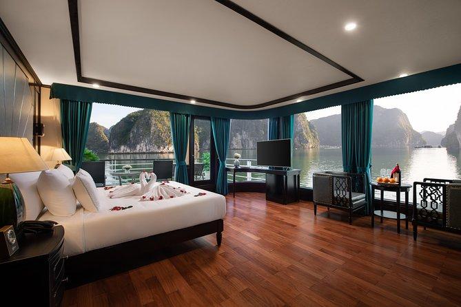 Aspira Cruise 5 Star: Unique 2 Days Halong Bay and Cat Ba Island, Halong Bay, VIETNAM