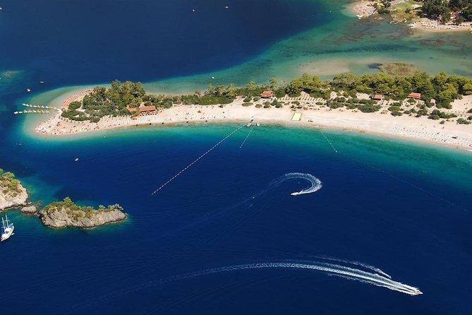 Private Boat Trip Around Fethiye and Oludeniz Bays, Fethiye, TURQUIA