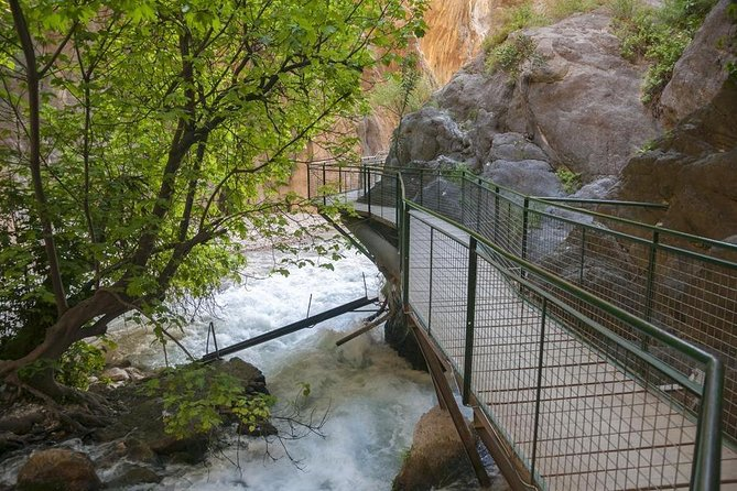 Jeep Safari: Saklikent Gorge, Ancient Tlos and lunch on the fish farm, Fethiye, TURQUIA