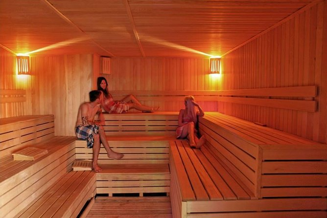 Turkish Bath in Kemer, Kemer, TURQUIA