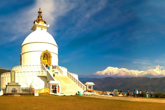 Visit the most important sites of Pokhara Davis falls, Gupteshwor cave, Tibetan Refugee camp and world peace pagoda in this half day sightseeing tour. <br><br>