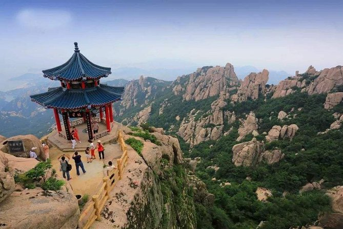MÁS FOTOS, Qingdao Private Tour: City Highlights and Laoshan Mountain with Lunch+Cable Car