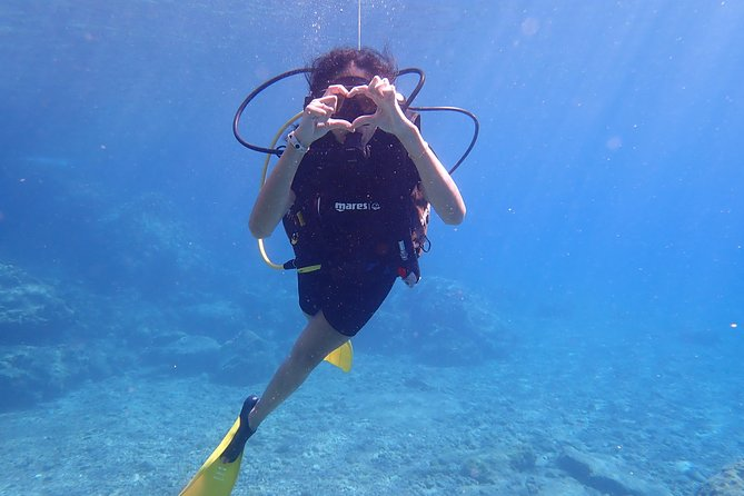 Feed the Fish on our Scuba Dive & Snorkeling East Coast Cruise!, Rhodes, Greece