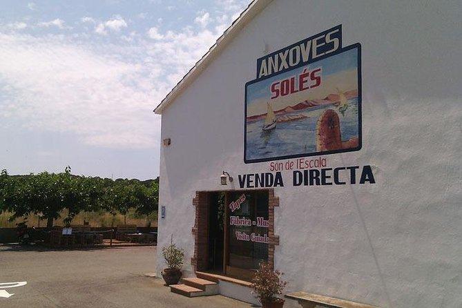 Fábrica-Museo de Anchoas SOLÉS, Girona, ESPAÑA