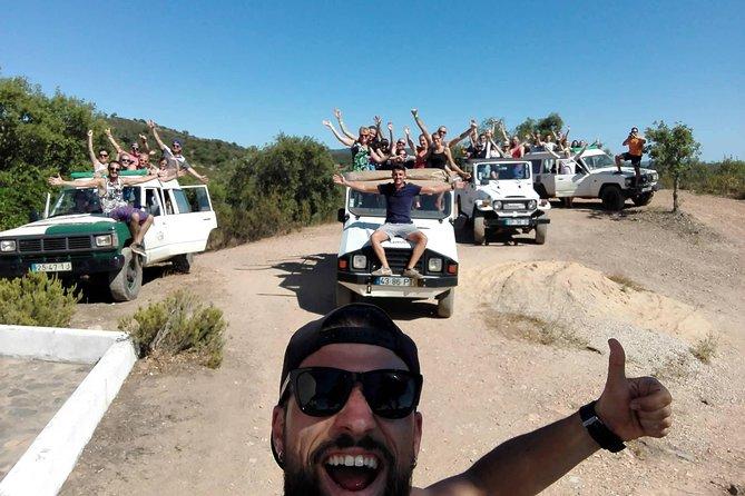 Safari en jeep de medio día en el Algarve, Albufeira, PORTUGAL