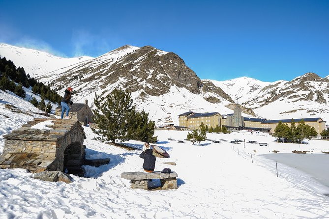 Head to the Spanish hills for the day to hike the spectacular Pyrenees mountains on a small group excursion from Barcelona by minivan. You'll visit charming mountain villages, travel in a comfortable air-conditioned minivan. On this small group tour, you'll receive personalized attention from your guide.