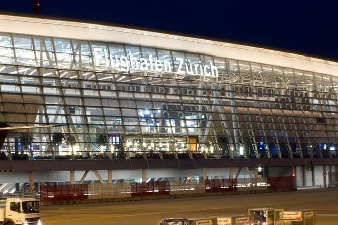 Private transfer from Zurich Airport to Europa Park (RUST) or the opposite way, Zurich, SUIZA