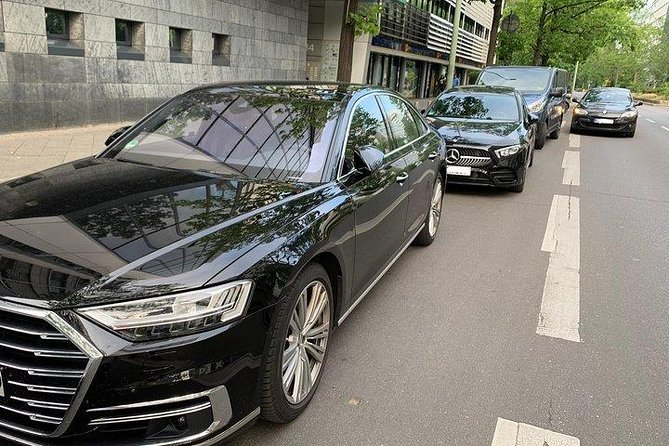 Private Transfer: Hamburg to Hamburg Airport (HAM), Hamburgo, Alemanha