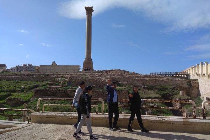 Excursión matinal de un día a Alejandría desde El Cairo, Guiza, EGIPTO