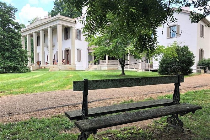 Belle Meade Plantation Guided Mansion Tour with Complimentary Wine Tasting, Nashville, TE, ESTADOS UNIDOS