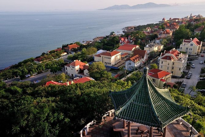Join this private day tour to discover Qingdao from Qufu by bullet train. Explore Qingdao through its beautiful highlights & landmarks and discover hidden gems along the way. Take the bullet train to Qingdao, meet your local tour guide, You will visit Xiaoyushan Park, Badaguan Scenic Area, walking pass by Yinbinguan and St' Michaels Chatheral. Walk along the charm parks and paths which features European style. Move on to Zhanqiao Bridge which is the symbol of Qingdao, then end your day with the visit of the world-famous Tsingtao Brewery. Tour including English speaking tour guide, private vehicle, train tickets, entrance fee, cable car round trip, lunch and Beer. You can choose to end your tour in Qingdao or return Qufu.