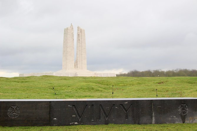 Discover the Arras and Vimy Battlefields for a Day Trip in northern France, easy accessible coming from Paris or Lille by train for the day.<br>Our tour groups are kept to small size, up to 8 people, in a Mercedes minivan.<br>All the tours are in English, with a certified and WW1 expert guide.<br>We fully understand the importance of being able to visit a family member's grave, for this reason our itinerary is subject to change depending on private requests. Let us know in adance if you have a particular site or grave to visit.