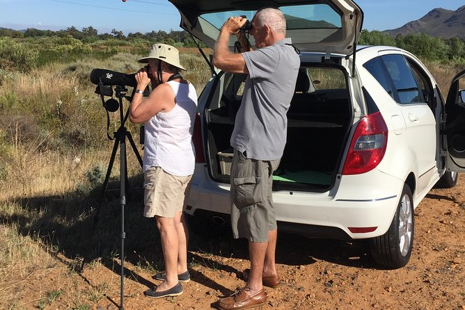 Having been a birder for the past 22 years and having spent many years studying birds on wind farms and other large installations for EIA's, birding is my absolute passion and I enjoy nothing more than showing my guests our beautiful bird life. Local knowledge is always key and I will take you to the special places in the area to see the birds you want to see.