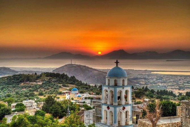 Sunset in Zia, Bodrum, TURQUIA