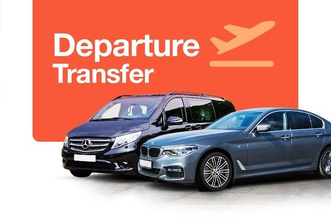 Don't go through all the hassle of waiting in a long taxi or shuttle queues and use our private, door to door airport transfer. A professional driver will meet you in the hotel lobby and take you directly to the terminal you depart from.<br>Choose from two comfortable vehicles to suit your group size. For groups of up to 3 we offer sedan cars that can accommodate 3 pieces of luggage. Alternatively, for larger groups of 4- 7 passengers you have the option of a minivan that accommodates 7 pieces of luggage. In some cases you may also request a minibus for maximum comfort, which is suitable for more than 8 passengers with 1 piece of luggage per person. <br>