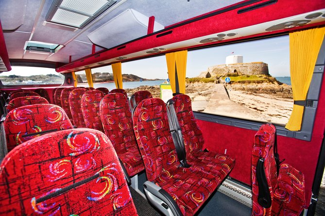 Half Day Island Tour, Guernsey, REINO UNIDO