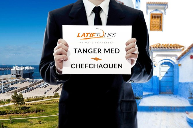 A luxurious, yet affordable, private transfer that would surely be your best choice at any time, day and night. Extremely flexible, from Tanger MED port to Chefchaouen Bay or from Chefchaouen to Tanger MED port; and pick-up/Drop-off points could be at:<br><br> • Port of Tanger Med (PTM). <br> • Any hotel/accommodation within Chefchaouen.