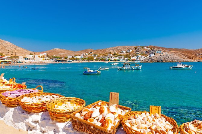 Kalymnos and Pserimos Day Cruise, Cos, GRECIA