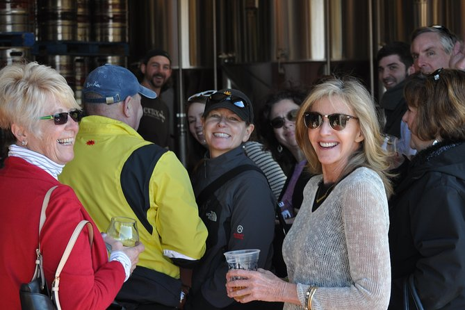 Our tours take you to the best breweries to taste and experience the best beers that your mouth will ever know. Only the best brews and the most scenic views on our eCrusier Craft Beer & Brewery Tour of Bend