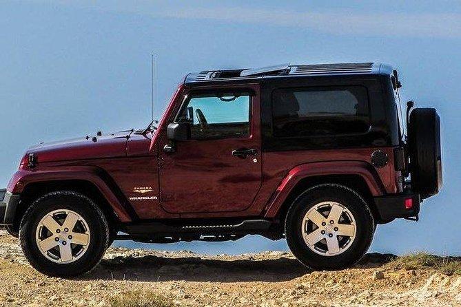 Half Day Jeep or Quad Safari, Cos, GRECIA