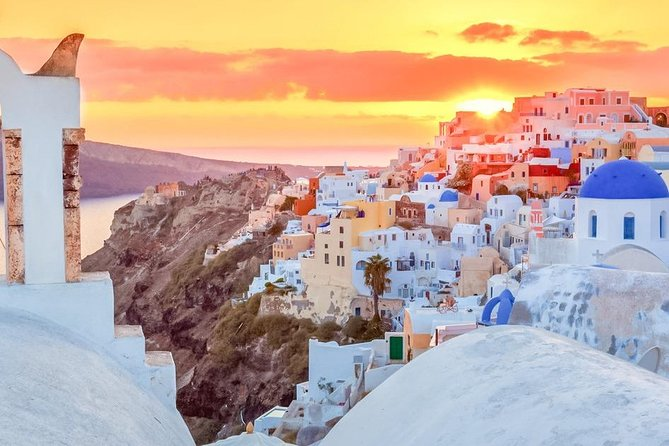Oia Sunset Daily Tour, Santorini, GRECIA