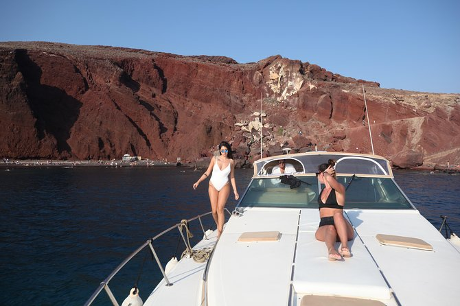 Santorini Private Yacht Sunset Cruise, Santorini, Greece
