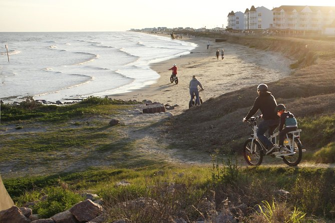 One of a kind tour that showcases the history, wildlife, architecture, and local lifestyle that Galveston Island has to offer. Minimum 2 persons per tour.