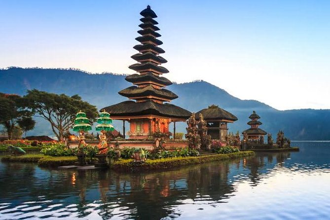 Amazing Full-Day Tour: Discover The Best of Bali Destination is exciting tour packages that you can do on your holiday in Bali island. The tour program of this packages is visiting Twin Lake Tamblingan and Buyan, both these lakes have an appeal that is very fascinating in northern part of Bali. Then our next trip is visiting Handara Gate, it has become a famous Instagramable spot in Bali. then we will visit Ulun Danu Beratan Temple which is beautiful temple on the lake. For your lunch you we will take you to a restaurant near the temple, after lunch finish we will take you to visit Angseri Hot Spring, a natural hot spring heated by the magma of Batukaru mountain. Then we will take you to visit Jatiluwih Rice Terrace which is the best rice terrace in Bali and located on the foot of Mount Batukaru. And the last of the trip we will visit Tanah Lot Temple which is the best sea temple and very popular as the icon of Bali. The tours is private tour with full air-conditioning car transfer.
