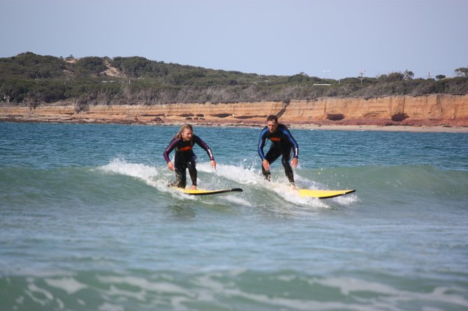 Learn to Surf at Anglesea on the Great Ocean Road, Gran Carretera Oceanica, AUSTRALIA