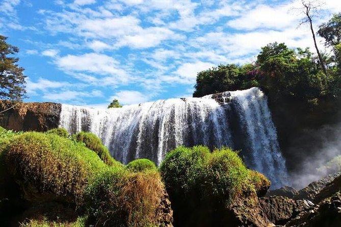 Visit 3 MAJESTIC Waterfalls in Dalat, My Son, VIETNAM