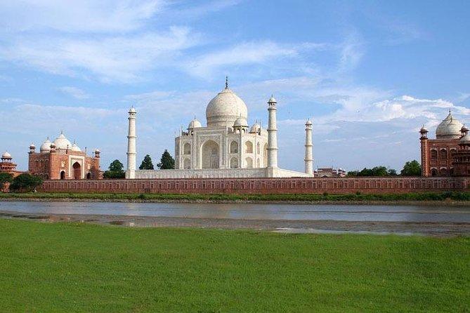 Visita privada de un día completo al Taj Mahal al atardecer y Agra desde Delhi, Nueva Delhi, INDIA