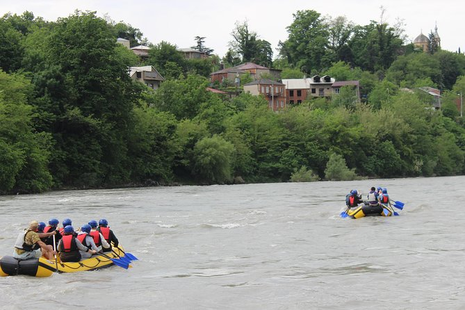 Are you Looking for fun and adrenaline-filled adventures? Then we are inviting you to a rafting tour in Kutaisi.<br>#cometogeorgia #spend4seasonsingeorgia #raftingtour #extremetour #joinandenjoy