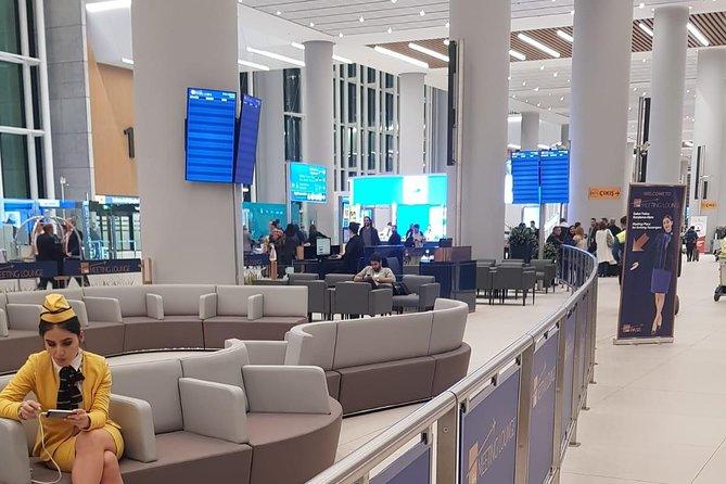 Salida hacia el aeropuerto de Estambul, Estambul, TURQUIA