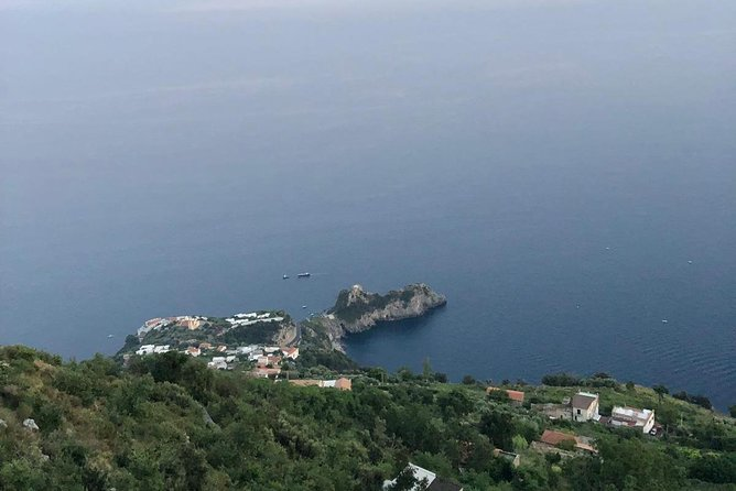 Amalfi Coast & Pompeii in a Day Private Trip w Pickup from Naples Port Terminal, Nápoles, Itália