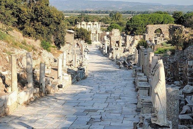 Excursión de 5 horas para grupos pequeños a Éfeso desde Kusadasi, Selcuk , TURQUIA