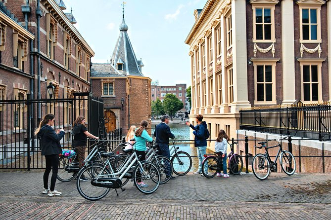 The Hague Highlights Private Bicycle tour, The Hague, HOLLAND