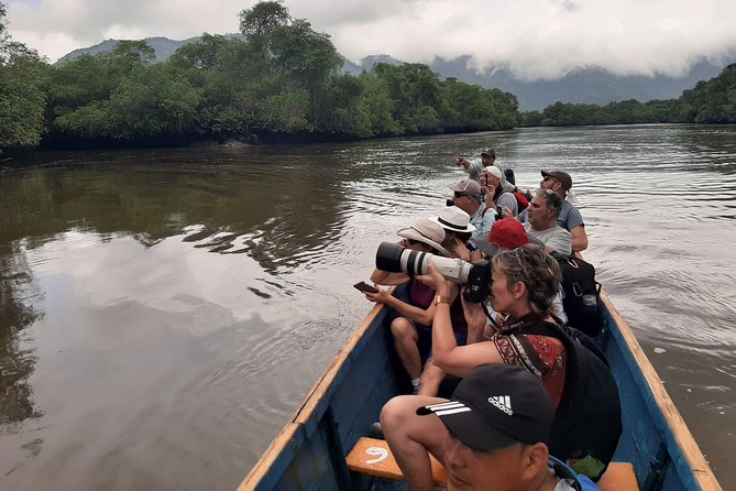 MÁS FOTOS, Full day to Ecological Reserve Churute Mangrove and Cacao Farm Visit
