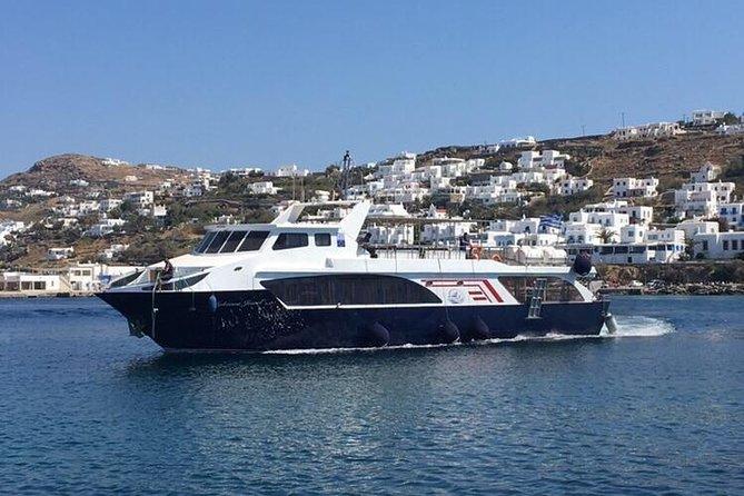 Mykonos Shore Excursion: 5-Hour Delos Island Day trip from Mykonos, ,